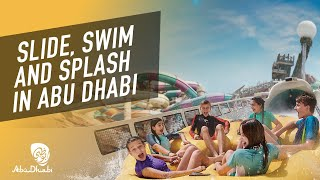 Make a splash at Yas Waterworld #InAbuDhabi - استم...