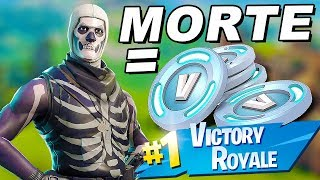 Fortnite-EACH DEATH = VBUCKS DRAW LIVESTREAM SPECIAL CHALLENGES!! Arena Challenge Solos
