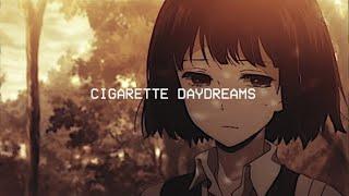 cigarette daydreams ~ cage the elephant (tiktok version)