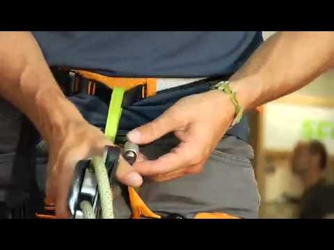 Kletterausrüstung Dav : Dav klettern ausruestung youtube
