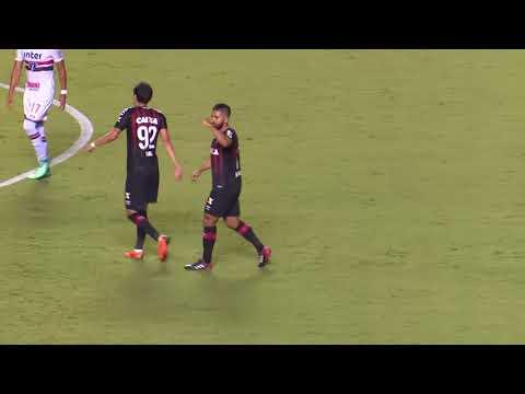 Melhores momentos - São Paulo 2 x 2 Atlético-PR - Copa do Brasil (19/04/2018)