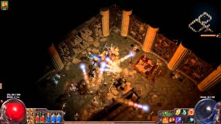 Path Of Exile The Library Siosa