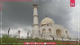 India's Taj Mahal Damaged In Deadly Thunderstorm