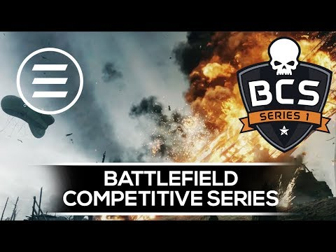 BATTLEFIELD COMPETITIVE SERIES - MEET THE TEAMS