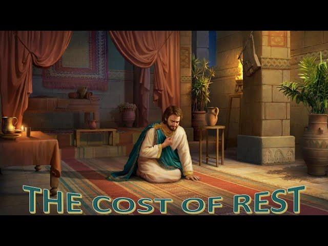 Q 3. Lesson 4. The Cost of Rest ︱ English Sabbath School Lesson Study