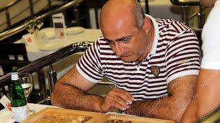 Обучающая игра в НАРДЫ(против армян не работает)