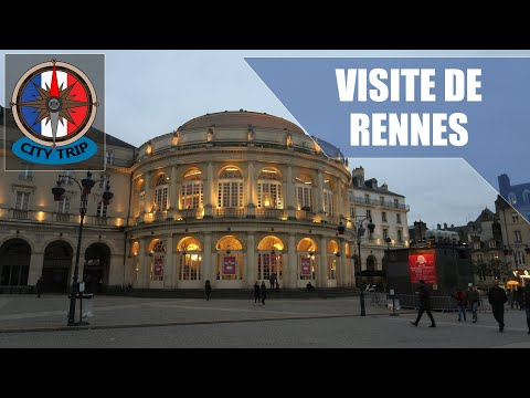 Visite de Rennes - Bretagne !