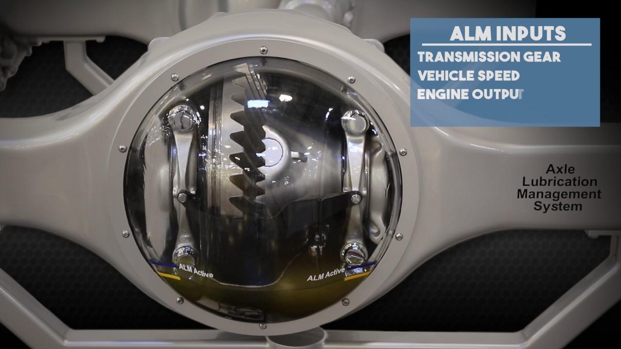 Detroit Axle Lubrication Management (ALM) Video