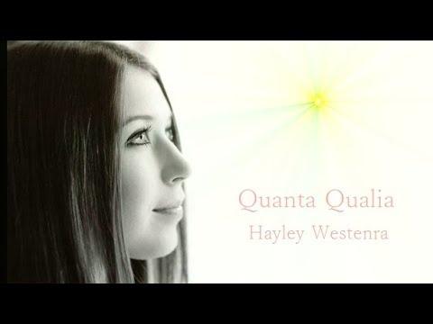 Hayley Westenra - Quanta Qualia 【HD】
