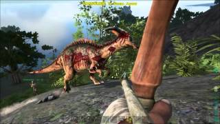 ARK Survival Evolved PVP #2: Pillaging & Plundering