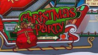 Club Penguin Rewritten Christmas! New Items