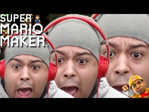 ALL THESE F#%KING EMOTIONS!! [SUPER MARIO MAKER] [#37]