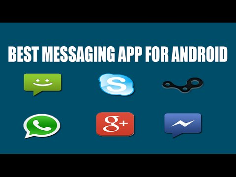 10 Best Messenger Apps For Android Smart Phone 2016