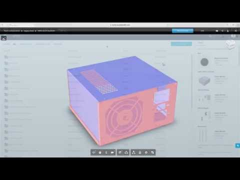 Collaborate and Manage Data using A360 and Fusion 360