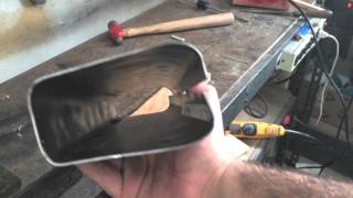 Making a Cowbell