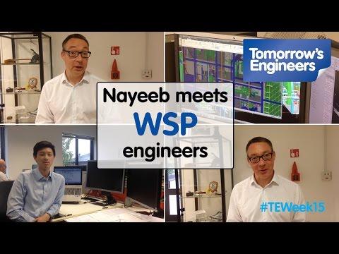 Nayeeb meets WSP Parsons Brinckerhoff engineers