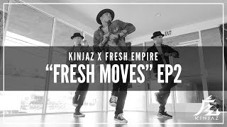 KINJAZ x Fresh Empire |
