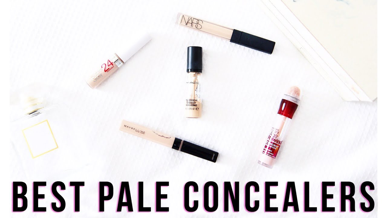 how to choose concealer for fair skin