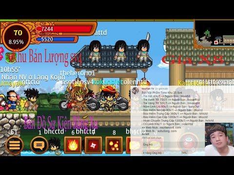 tai game ninja school online hack xu luong - ►Ninja School Online►NSOTIEN Mở Khu Bán Đồ Lượng Sv4 Tại Tone 20 | Đông Khách Quá Ahihi !!!