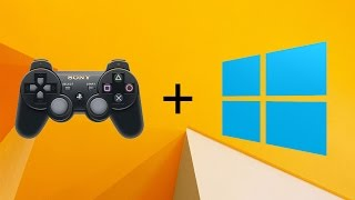 How to use a Dualshock 3 (PS3) controller on PC with XInput Wrapper