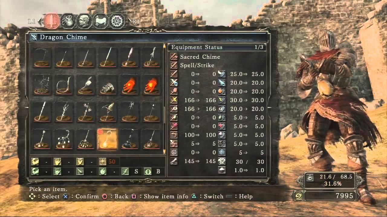 Best Weapons For Dex Build Darksouls