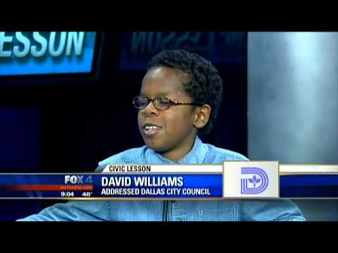 11-Year-Old Boy Checks Dallas City Council Members On Rude Behavior