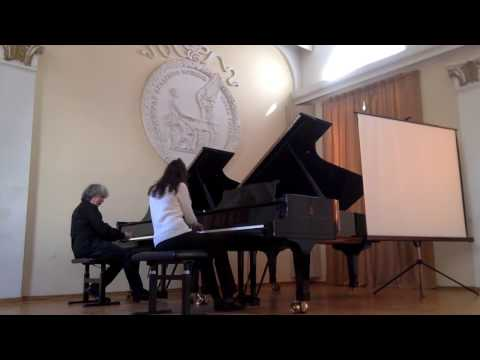 Liszt, Ballade No.2. Masterclass with Sergei Dreznin