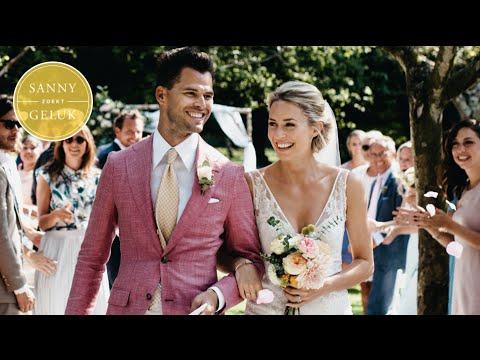 Onze Bruiloft! ♥ Sanny Zoekt Geluk