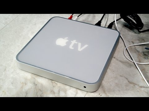 Hacking The Apple TV 1st Generation