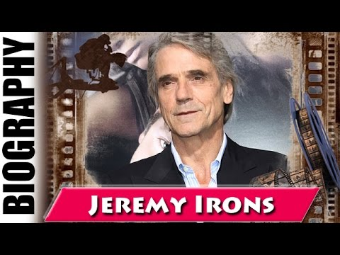 The Elegant British Actor Jeremy Irons - Biography and Life Story