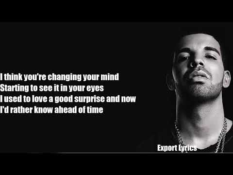 Drake- Summer Games ( Official Audio) Lyrics