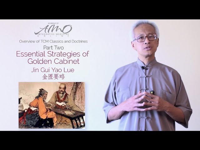 Part 2: Essential Prescriptions of Golden Cabinet | Acupuncture CEU Video
