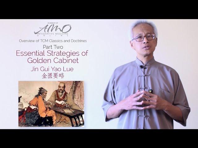 Part 2: Essential Prescriptions of Golden Cabinet | Acupuncture CEU Video