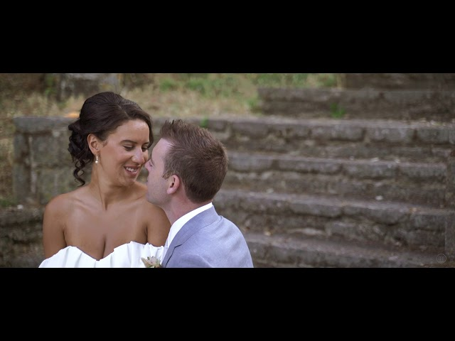 ⎨S + A⎬Wedding video at Borgo Corsignano   Tuscany   Teaser   35   2019