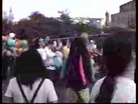 Reclaim the streets birmingham1998
