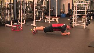 Front Plank Quick How-To