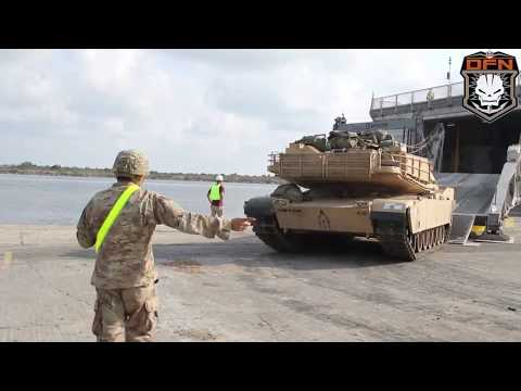 DFN:B Roll: USNS Carson City, Port of Constanta CONSTANTA, ROMANIA 08.24.2018