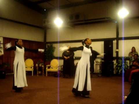 Praise Him In Advance(praise dance)
