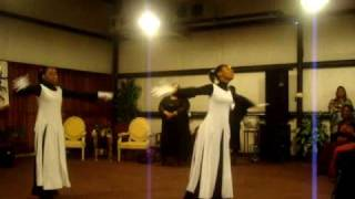 Praise Him In Advance(praise dance)