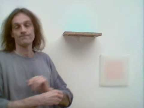 Air peint peinture conceptuelle minimaliste immat rielle for Peinture conceptuelle