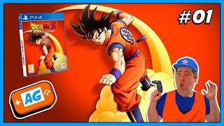 Dragon Ball Z Kakarot Gameplay en Español Capitulo 1 | Dragon Ball Z Kakarot El mejor Juego?