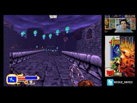 Castlevania: Simon's Destiny - DOOM MOD - Cinemassacre Plays