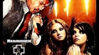 Rammstein Ft. Tatu - Mein Herz Brennt (Evangelion Movie)