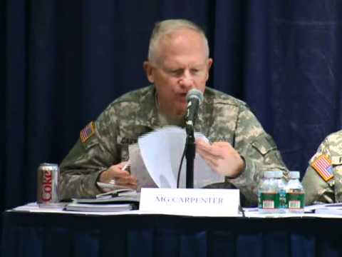 2010 AUSA: Manning the Army, part 2