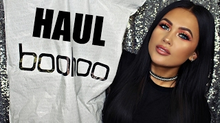 BOOHOO HAUL FEBRUARY 2017