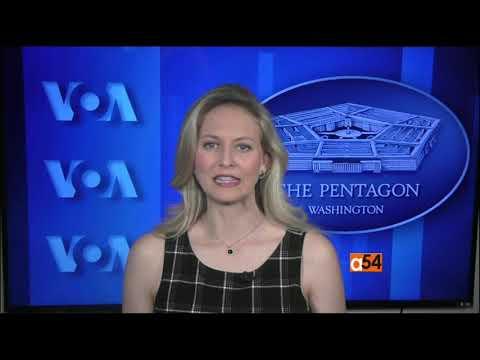 Libya Security With VOA Pentagon Correspondent Carla Babb