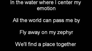 the zephyr song red hot chili peppers lyrics
