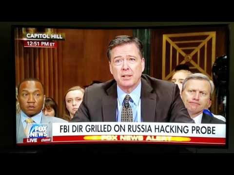 BREAKING: SEN GRASSLEY GRILL COMEY ABOUT FAKE TRUMP DOSSIER