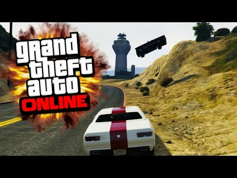 WE MAKE A GREAT TEAM | GTA Online #1 (GTA V Next Gen)