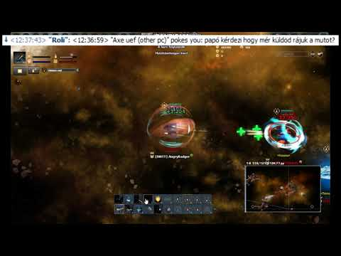 Darkorbit UEF Vs DMTT